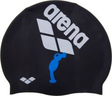 Шапочка для плавания ARENA Kun Cap Jr 9155225 Black